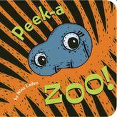 """""""Peek-A-Zoo"""" Board Book by Nina Laden"""