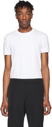Dolce & Gabbana White Plain T-Shirt