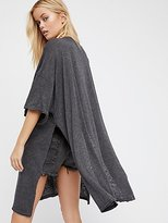 We The Free Solid City Slicker Tunic at Free People