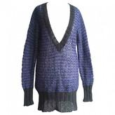 By Malene Birger Purple Wool Knitwear for Women