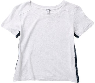 Splendid Cotton Slub Tee (Big Girls)