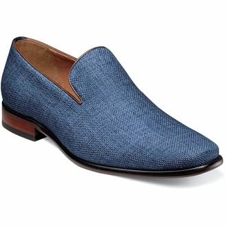 Florsheim Men's Postino Plain Toe Linen Slip On Loafer