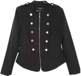 Julien Macdonald Julien Mac Donald Black Cotton Jacket for Women