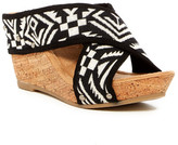 Minnetonka Lainey Wedge Sandal