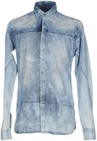 Yes London Denim shirts