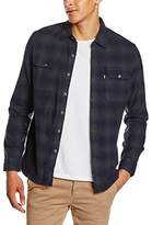 Levi's Men's Worker Plaid Shirt,Medium