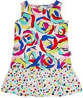Moschino Drop-Waist Dress