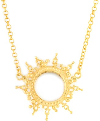 Annabelle Lucilla Jewellery Helios Necklace Gold