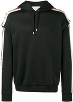 Gucci technical jersey hoodie - men - Cotton/Polyamide/Polyester - L