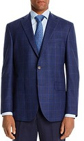 Jack Victor Conway Checked Regular Fit Sport Coat