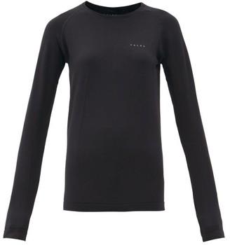 Falke Arctic Raglan-sleeve Technical-jersey Thermal Top - Black