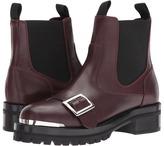 Alexander McQueen Stiv.To Pelle S.Gomma Women's Boots