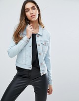 Noisy May Debra Denim Jacket