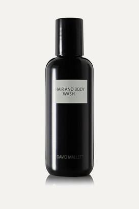 DAVID MALLETT Hair & Body Wash, 250ml