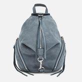Rebecca Minkoff Women's Julian Backpack Dusty Blue