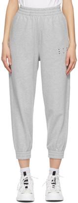 McQ Grey Jack Branded Lounge Pants