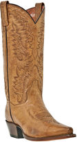 Dan Post Santa Rosa Womens Leather Cowboy Boots