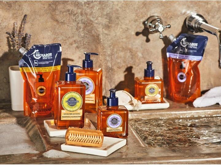 L'Occitane Shea Lavender Liquid Soap Eco Refill