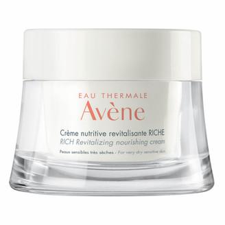 Avene Les Essentiels Rich Revitalizing Nourishing Cream Moisturiser for Dry, Sensitive Skin 50ml