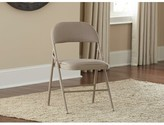 Cosco Home And Office Fabric Padded Folding Chair Home and Office