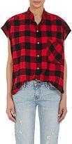 NSF Women's Ruby Shirt-BLACK, RED
