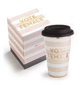 Lulu & Georgia Vote Female Mug
