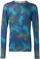 Etro tie-dye sweater - men - Silk/Cashmere/Wool - M