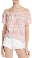 Soft Joie Castiel Off-the-Shoulder Top