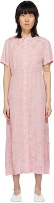 Raquel Allegra Pink Carina Dress