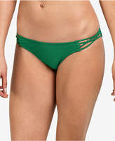 Volcom Simply Solid Cheeky Bikini Bottoms Women's Swimsuit