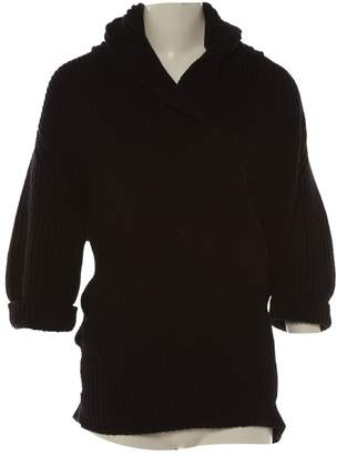 Louis Vuitton Black Cashmere Knitwear