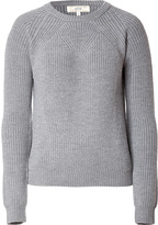 Vanessa Bruno Wool Pullover in Gris Chine
