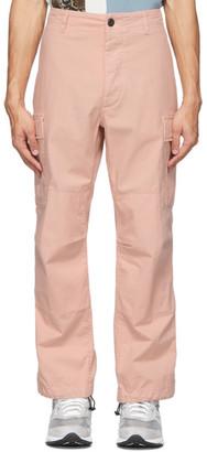 Aries Pink Cargo Pants