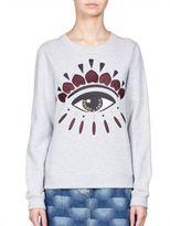 Kenzo Molleton Eye Sweatshirt
