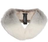 Yves Salomon Fox-fur scarf