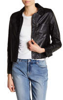Cheap Monday Fee Faux Leather Jacket
