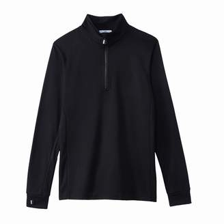 La Redoute Collections Long-Sleeved High Neck T-Shirt