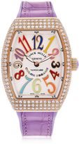 Franck Muller Vanguard Lady Diamond 32mm Watch