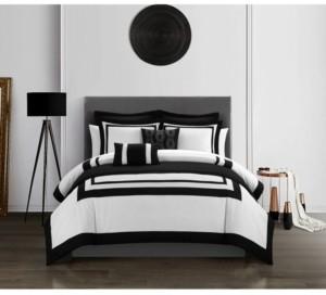 Chic Home Hortense 6 Piece Twin Comforter Set Bedding