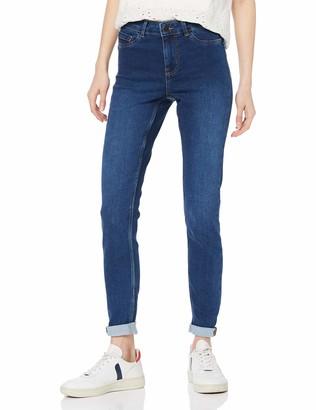 Pieces Women's Pcshape-up Sage Mw Jegging Mb212-vi/noos Slim Jeans