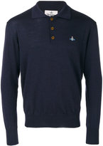 Vivienne Westwood knit polo shirt