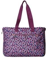 Vera Bradley Lighten Up Expandable Tote Tote Handbags