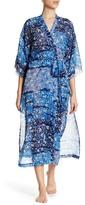 Josie Floral Printed Robe