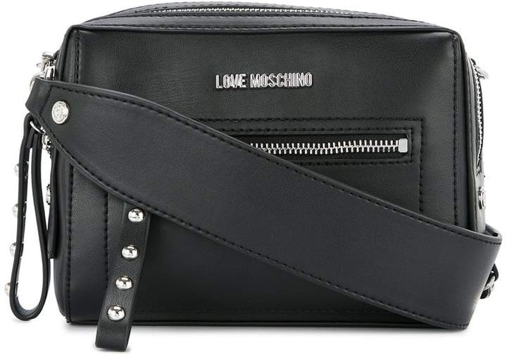 Love Moschino chain strap crossbody bag
