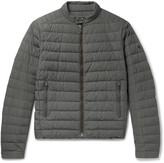 Ralph Lauren Purple Label - Lawton Quilted Shell Down Jacket