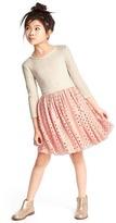 Gap Shimmer dot tutu dress