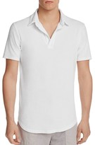 Goodlife Johnny Collar Terry Slim Fit Polo Shirt