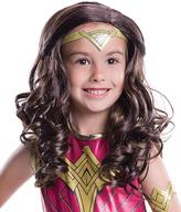 Rubie's Costume Co Wonder Woman Wig - Kids