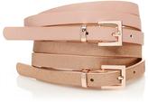 Portmans Metallic 2 Pack Belt