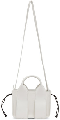 Alexander Wang White Small Rocco Tote